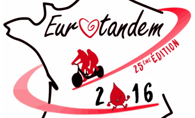 Visueel van project Eurotandem 2016