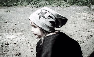 Project visual ROCK ON THE MOON - La nouvelle marque Française de vêtements pour enfants !