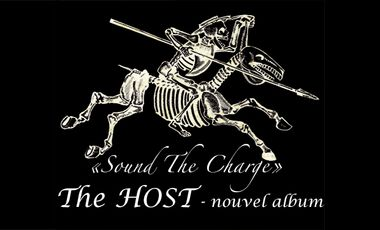 "Visuel du projet ""Sound The Charge !!!!"" - Nouvel Album"