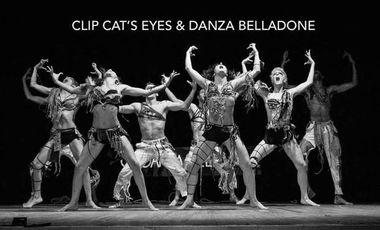 Project visual CLIP CAT'S EYES & DANZA BELLADONE