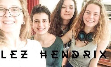 Project visual LEZ HENDRIX  : Reportage en Europe sur la condition féminine