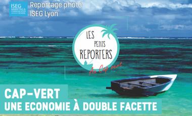 Visuel du projet Cap Vert : une économie à double facette