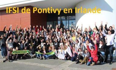 Visuel du projet L'IFSI de Pontivy en Irlande