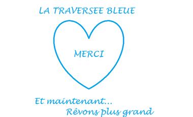 Visueel van project La Traversée Bleue