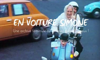 Project visual En voiture Simone !