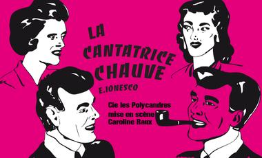 Project visual La Cantatrice Chauve