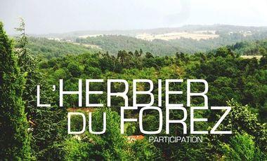 Visueel van project L'Herbier du Forez – Participation