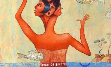 Visueel van project Enco de Botte : le Disque!