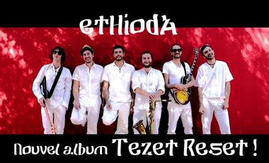 Project visual TEZET RESET, le nouvel album d'ETHIODA !