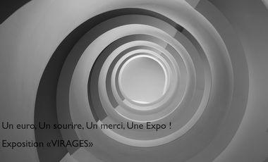 Project visual Un euro, un sourire, un merci, une Expo !