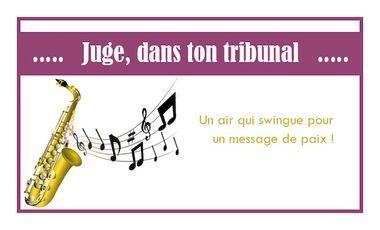 """Project visual Clip de """"Juge, dans ton tribunal"""""""