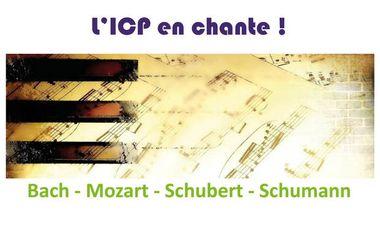 Project visual L'ICP en chante !