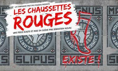 Visueel van project Les Chaussettes Rouges