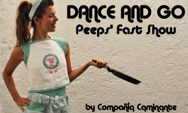 Visuel du projet Dance and Go. Peeps' Fast Show.