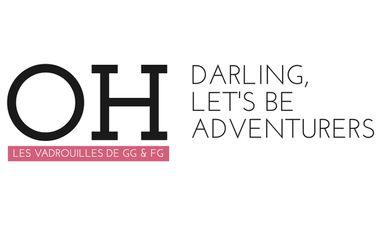 Visueel van project Oh darling, let's be adventurers