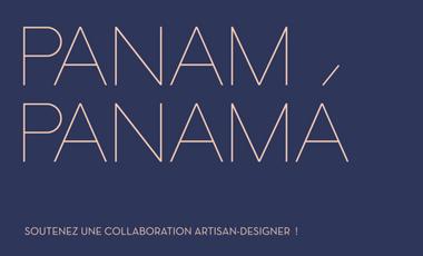 Project visual Collaboration artisan-designer au Panama