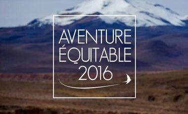 Project visual Aventure Équitable 2016