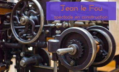 Project visual Jean le Fou, un conte musical et chanté pour enfants
