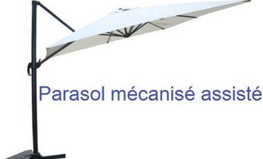 Visueel van project Parasol mécanisé et assisté