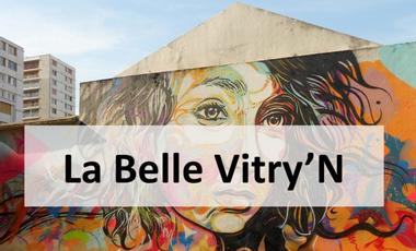 Project visual La belle Vitry'N