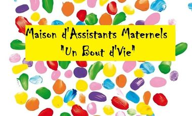 "Visueel van project Maison d'Assistants Maternels ""Un Bout d'Vie"""