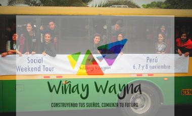 Visueel van project Le premier tour d'entrepreneuriat social au Pérou