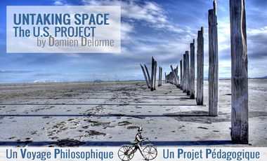 Visueel van project UNTAKING SPACE The U.S. Project