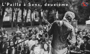 Project visual Festival L'Paille à Sons #2