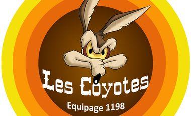 Visuel du projet 4L Trophy 2016 - Les Coyotes