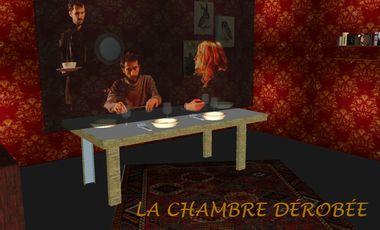Visueel van project La chambre dérobée