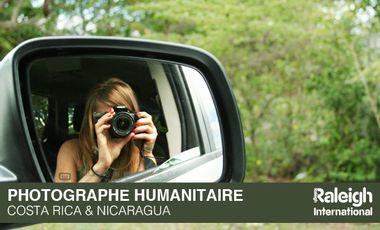 Visueel van project Photographe humanitaire au Costa Rica