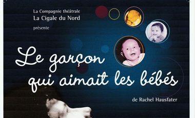 Visueel van project Le garçon qui aimait les bébés
