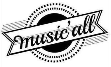 Project visual La nouvelle création de Music'All