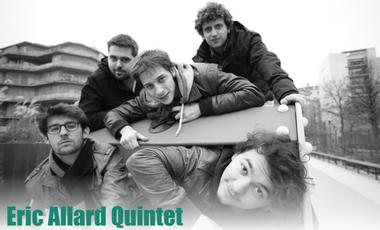 Project visual 1er album du Eric Allard Quintet