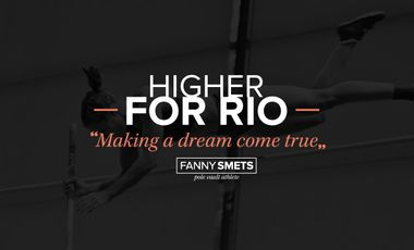 Project visual Higher for Rio