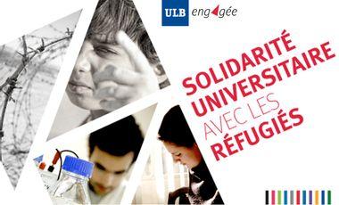 Visueel van project Solidarité avec les réfugiés