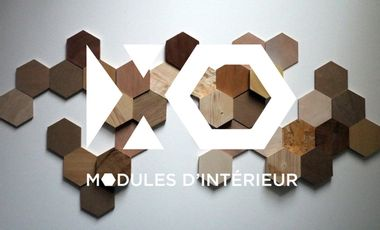 Project visual XO Modules d'Intérieur