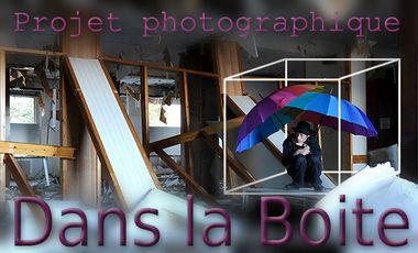 Project visual Dans la boite