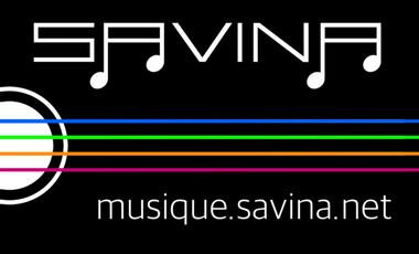 Visuel du projet SAVINA - Le 2ème album