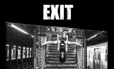 Visueel van project EXIT.. de la Corse à New York