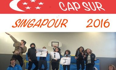 Visuel du projet Lycée Garamont : CAP SUR SINGAPOUR !