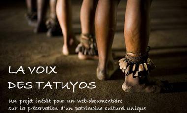 Visueel van project La voix des Tatuyos
