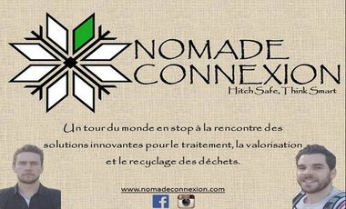 Project visual Nomade Connexion