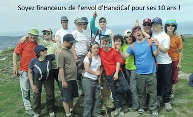 Project visual HandiCaf prend son envol