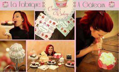 Project visual Emma's Bakery- La fabrique à gâteaux