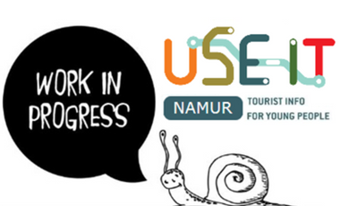 Project visual Use-it Namur