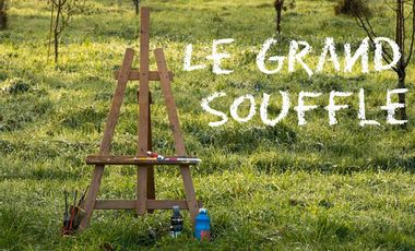 Visueel van project Le Grand Souffle