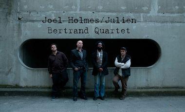 Visuel du projet Joel Holmes/Julien Bertrand 4tet