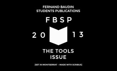Project visual Fernand Baudin Students Publications