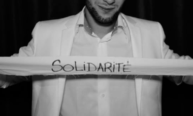 "Project visual 1er CLIP - "" Solidarité """